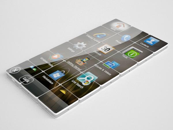 タイル式iPhone
