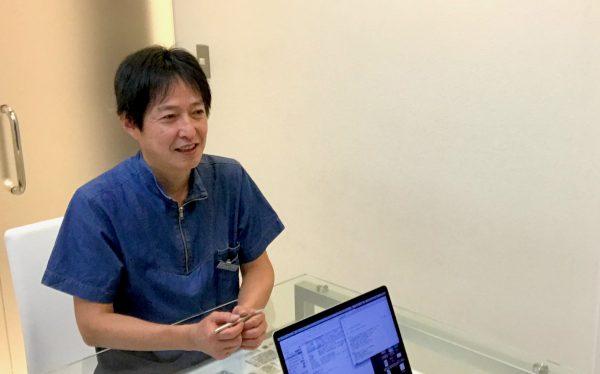 アリビオ矯正歯科クリニック医院長の久保田先生